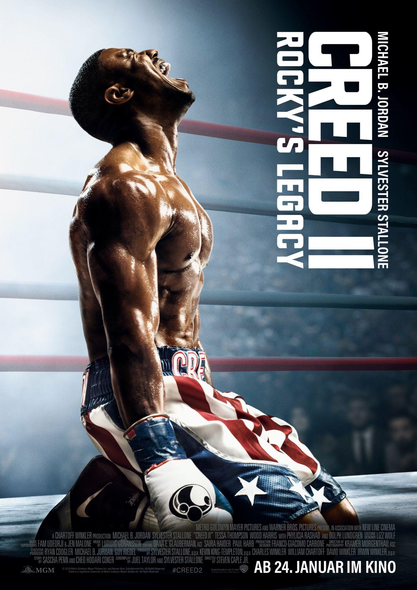 Creed Ii Rocky S Legacy 2019 Filme Stream Filme Filme Sehen
