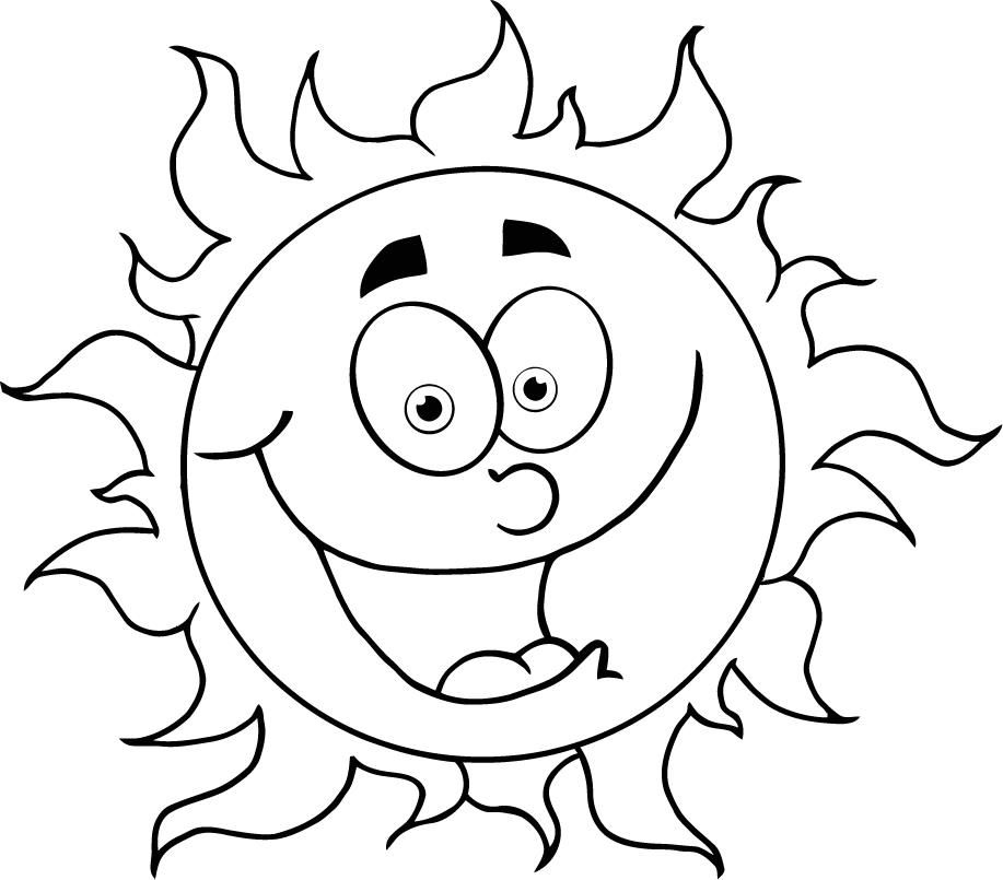colouring in cartoon sun for kids coloring point coloring point clipart best