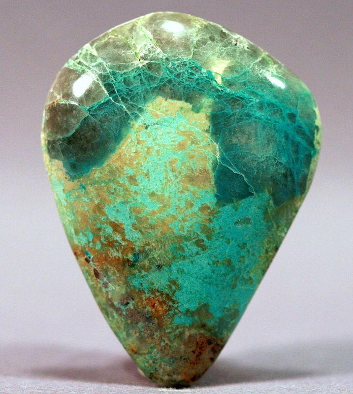 Sierra Creek Turquoise ~ by LostSierra