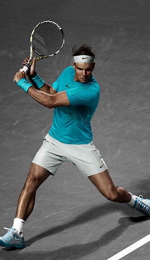 Here's Some Of The Best Rafael Nadal Tennis Gear By Nike