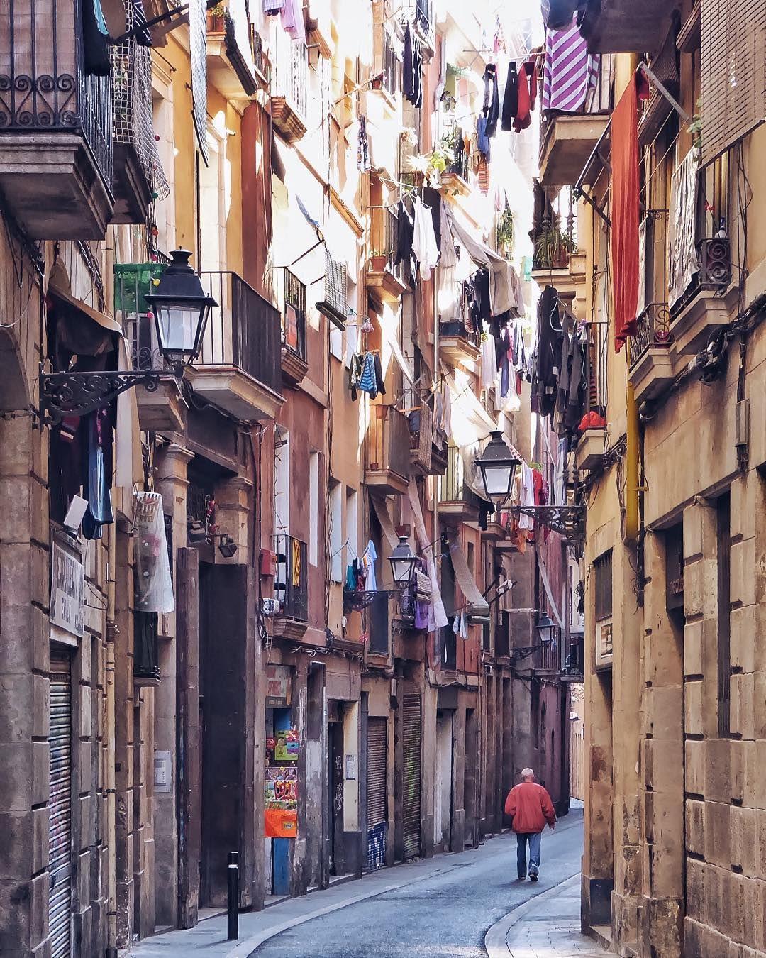 Carrer D En Roig El Raval Barcelona Architecture Barcelona