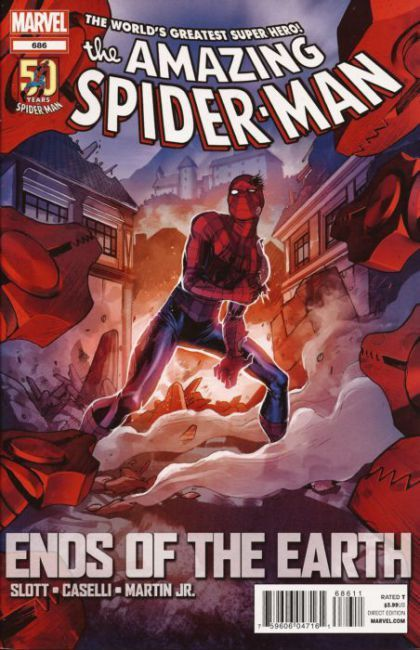 The Amazing Spider Man Vol 2 686a Http Connect Collectorz Com Comics Database The Amazing Spider Man Vol 2 686 Amazing Spider Amazing Spiderman Spiderman