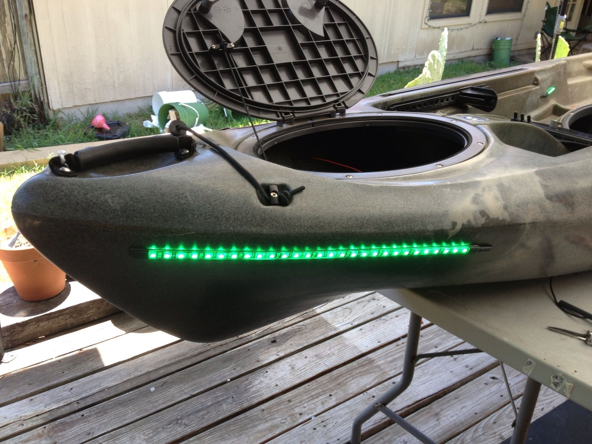 Kayak Fishing Lights