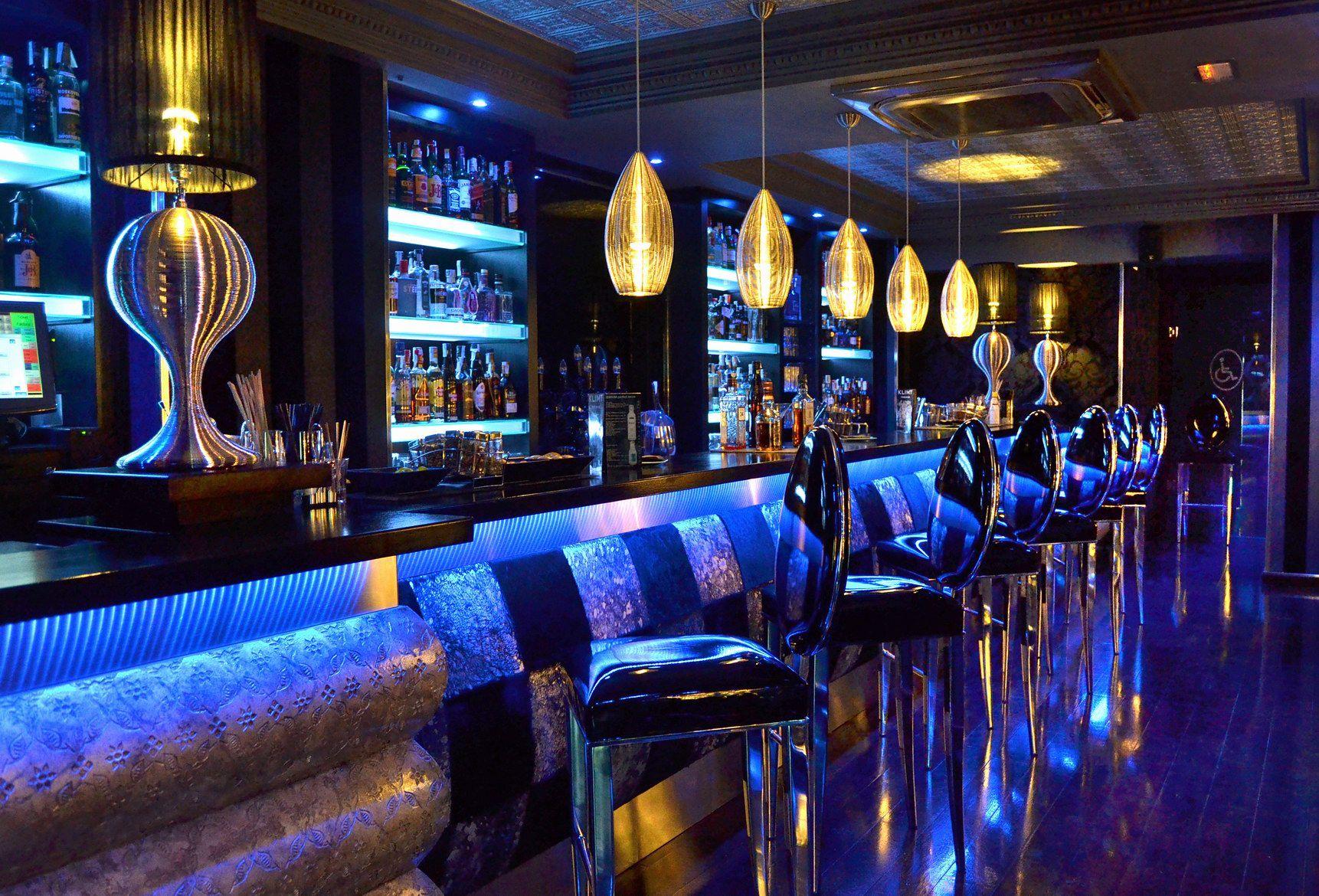Newwd decoracion de bares tematicos klimt madrid - Decoracion de pub ...