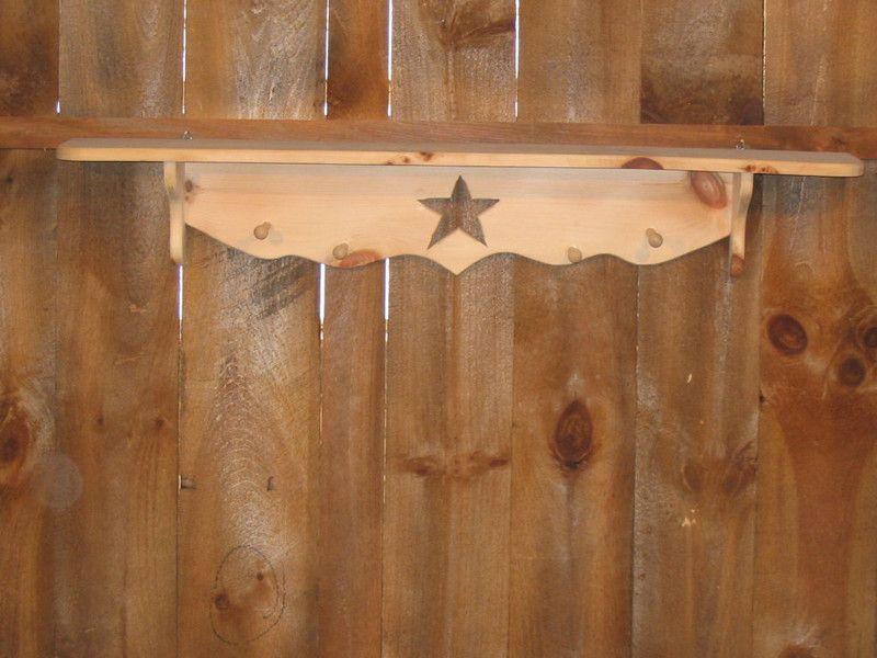 Country Charm Furnishings - Shelves