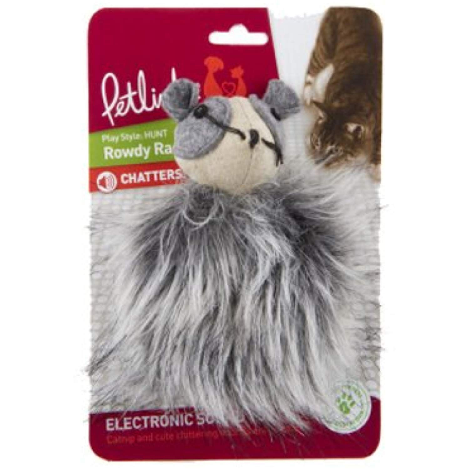 Petlinks Rowdy Raccoon Cat Toy Check Out The Image By Visiting The Link This Is An Affiliate Link Cattoys Cat Toys Catnip Toys Cat Pet Supplies