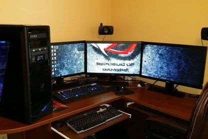 How To Set Up Multiple Monitors For Pc Gaming Digital