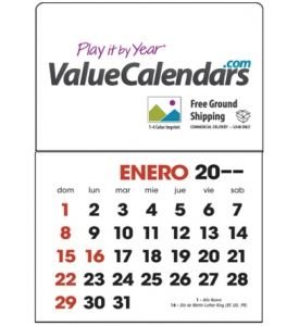 full color stick up 13 month spanish calendarcontemporary press n