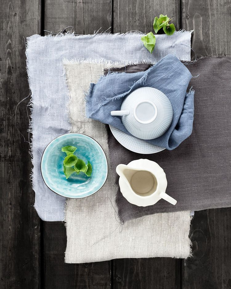 teapot, fabrics and cup Styling Ideas Pinterest Tea ceremony