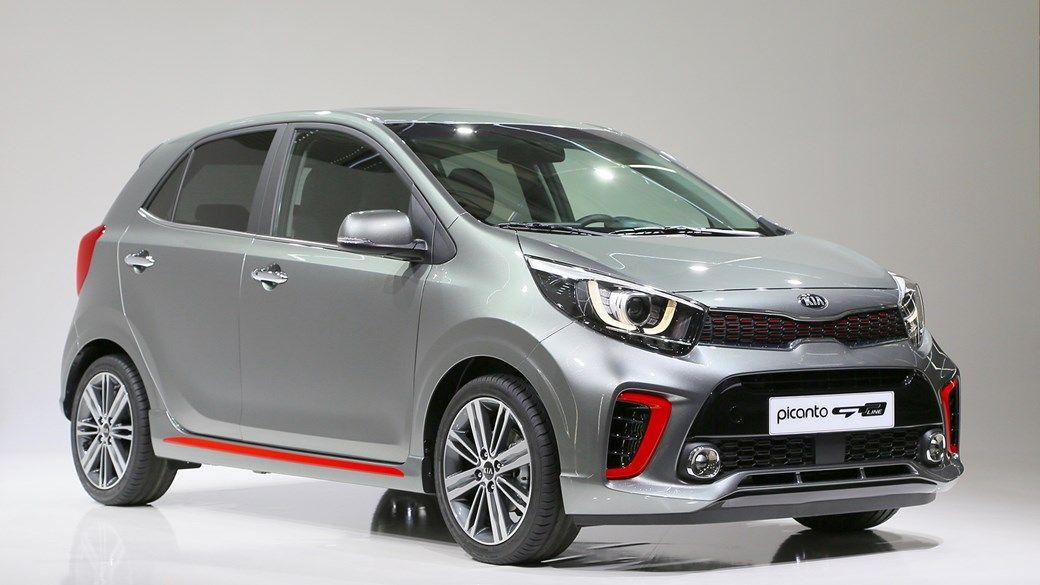 New Kia Picanto V3 0 Meet Korea S Slickest City Car Yet Kia