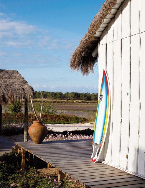 Home garden cabanes de p cheurs au portugal projet beach bar beach cottage style beach - Maison de pecheur portugal ...