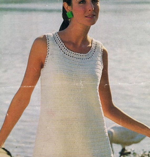 Crochet Dress Shopping