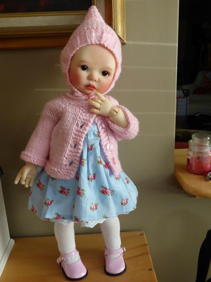 Saffi doll by Meadowdolli