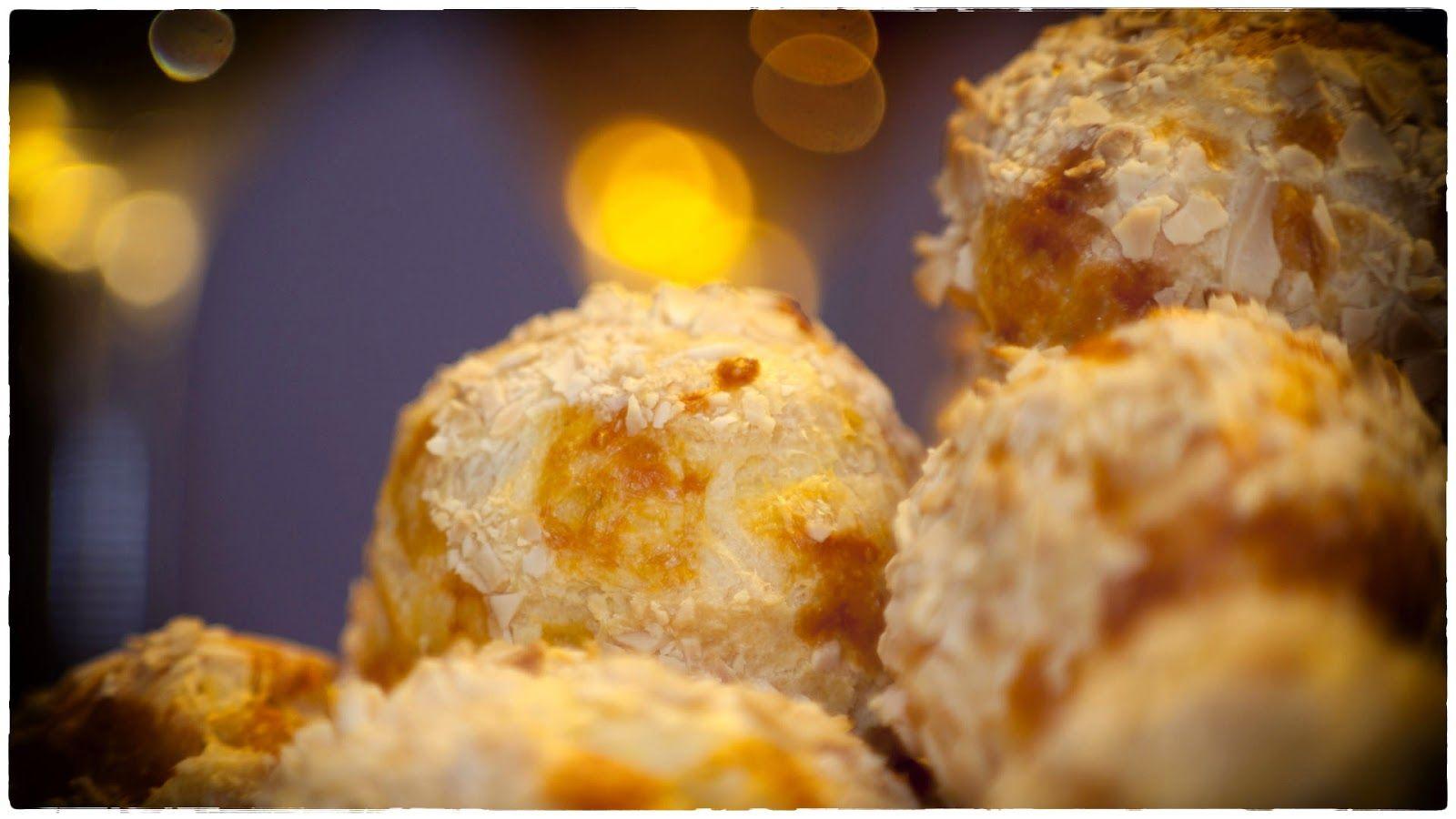 Cheese Balls - Kuleczki Serowe
