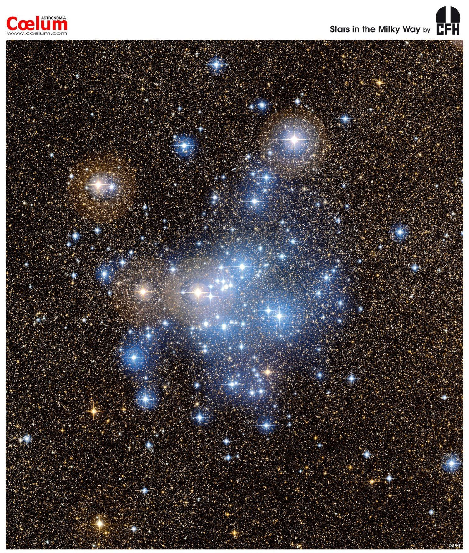 Many Stars Like Our Sun Were Formed In Open Clusters. The