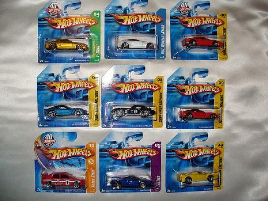 hot wheels cars - Rare Hot Wheels Cars 2012