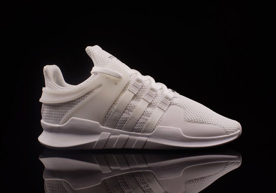 eqt adidas white and black