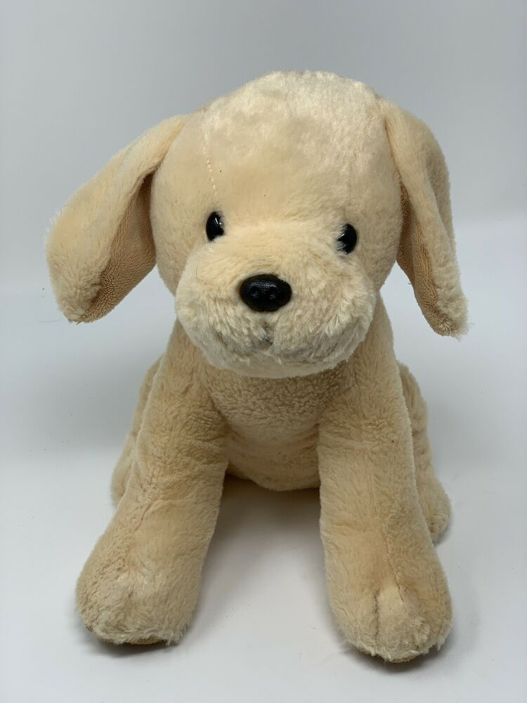 Kids Preferred Biscuit The Little Yellow Puppy Dog Plush Golden