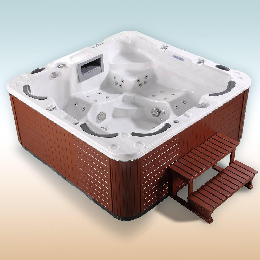 Serina Luxus Outdoor 6 Personen Whirlpool Spa Jacuzzi Hot Tub | Hot ...