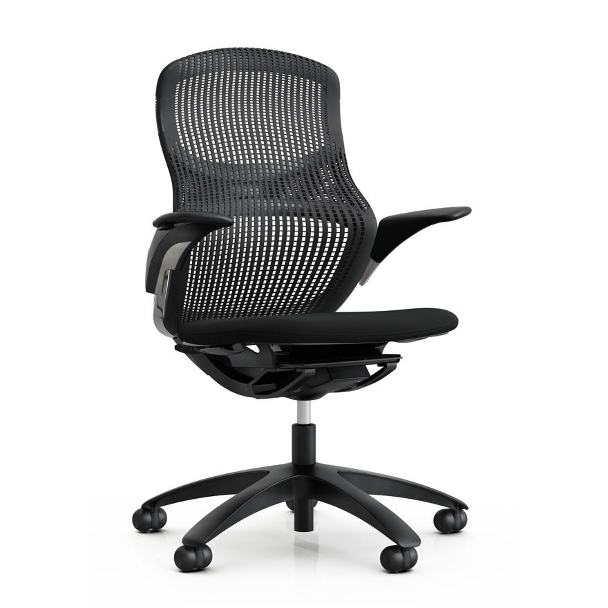 Generation By Knoll Office Chair Ergonomic Chair Adjustable Chairs