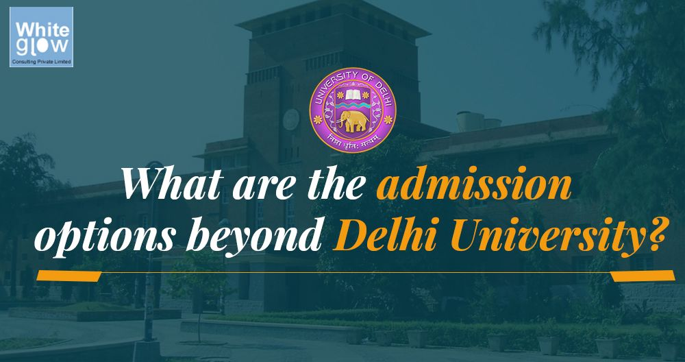 Wondering what beyond Delhi University? You can get yourself enrolled into one of the best colleges in the world's most popular destinations.For knowing the details contact Rajiv at +919891426135 or visit at https://goo.gl/nB6mJ5