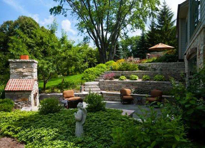 Small Backyard Ideas To Make Your Backyard Look Bigger Garden Design Software Tropical Landscape Design Landscape Design Software