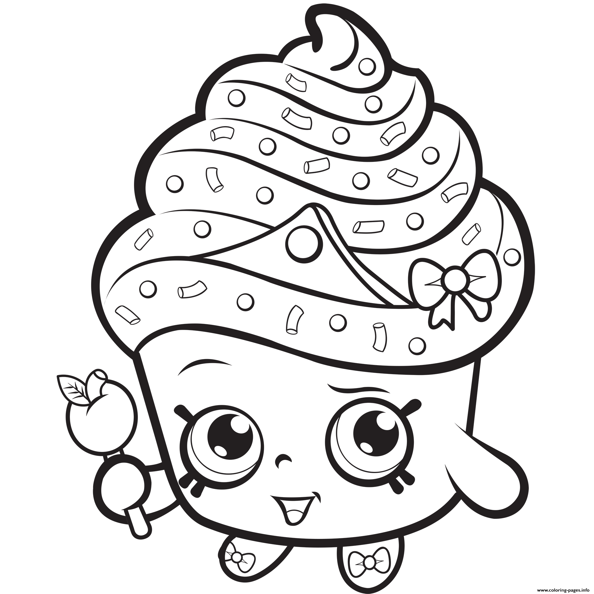 cupcake queen exclusive to