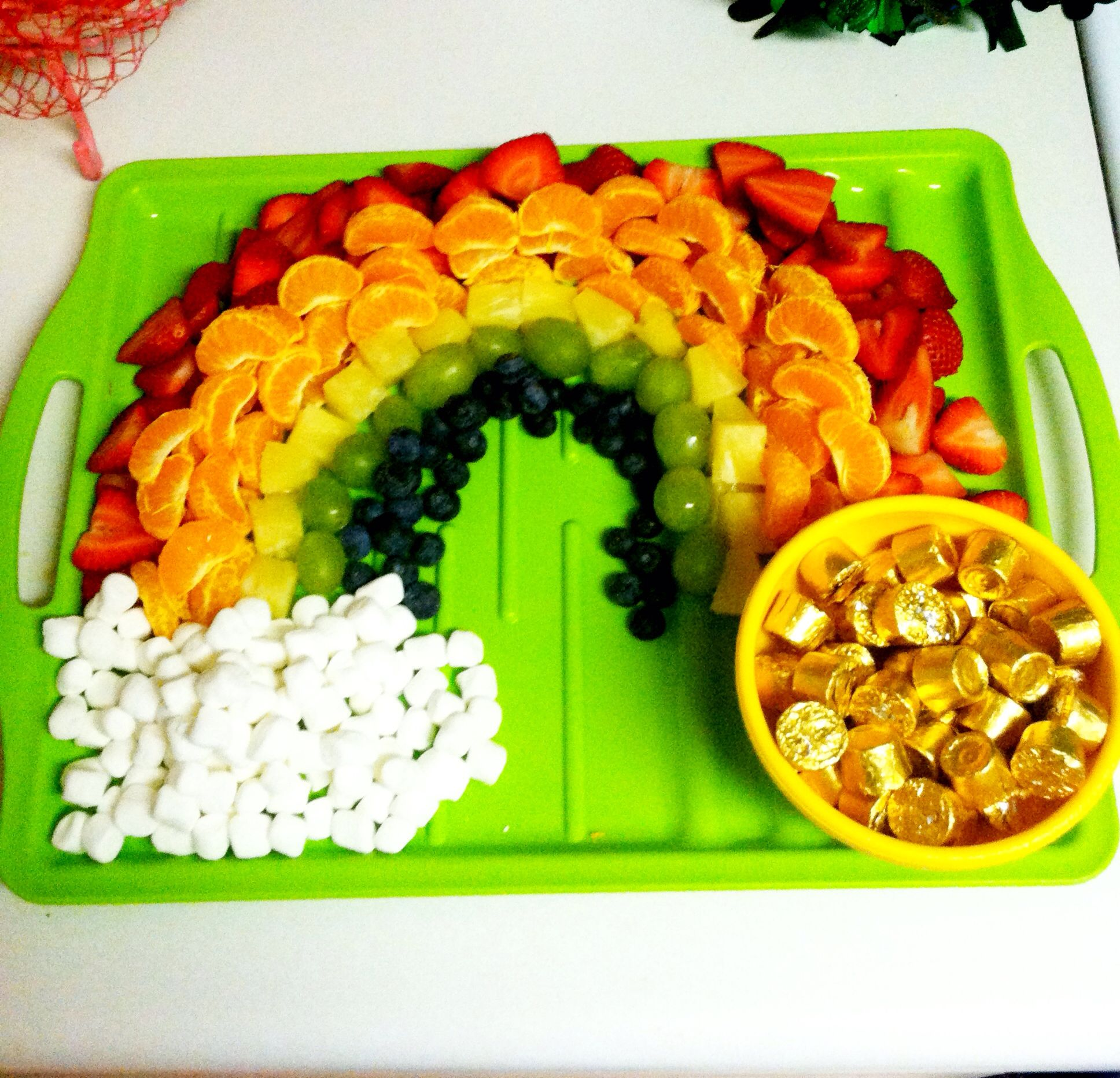 So Cute For A St Pattys Day Party Everyone Ate It Up