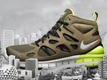 Tokyo SneakerBoots / Nike – Chris Labrooy – Illustrators & Artists Agents – Début Art