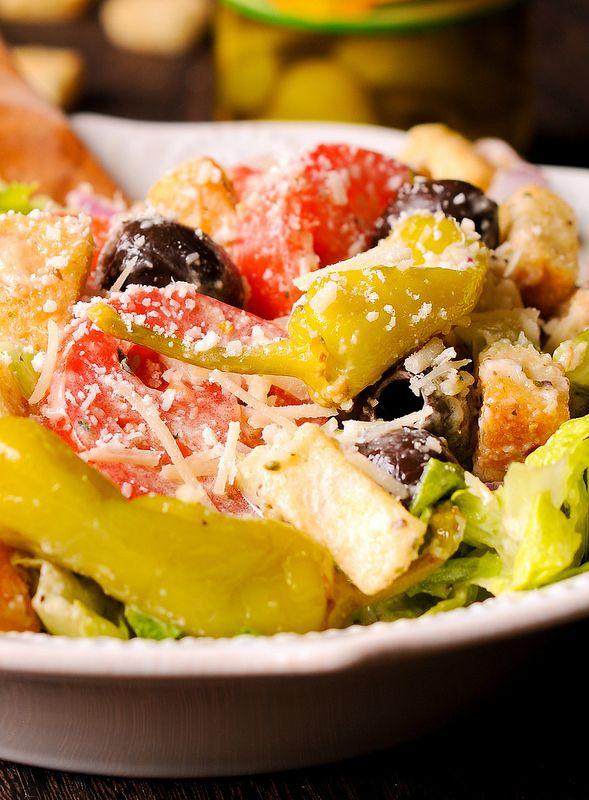 olive garden salad copycat - Olive Garden Salad