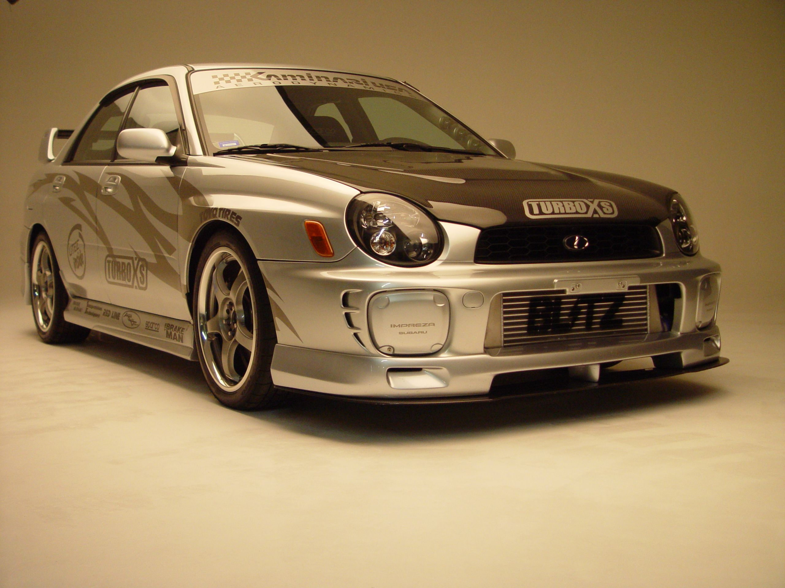2002 2003 subaru impreza wrx body kit pur frp cars. Black Bedroom Furniture Sets. Home Design Ideas