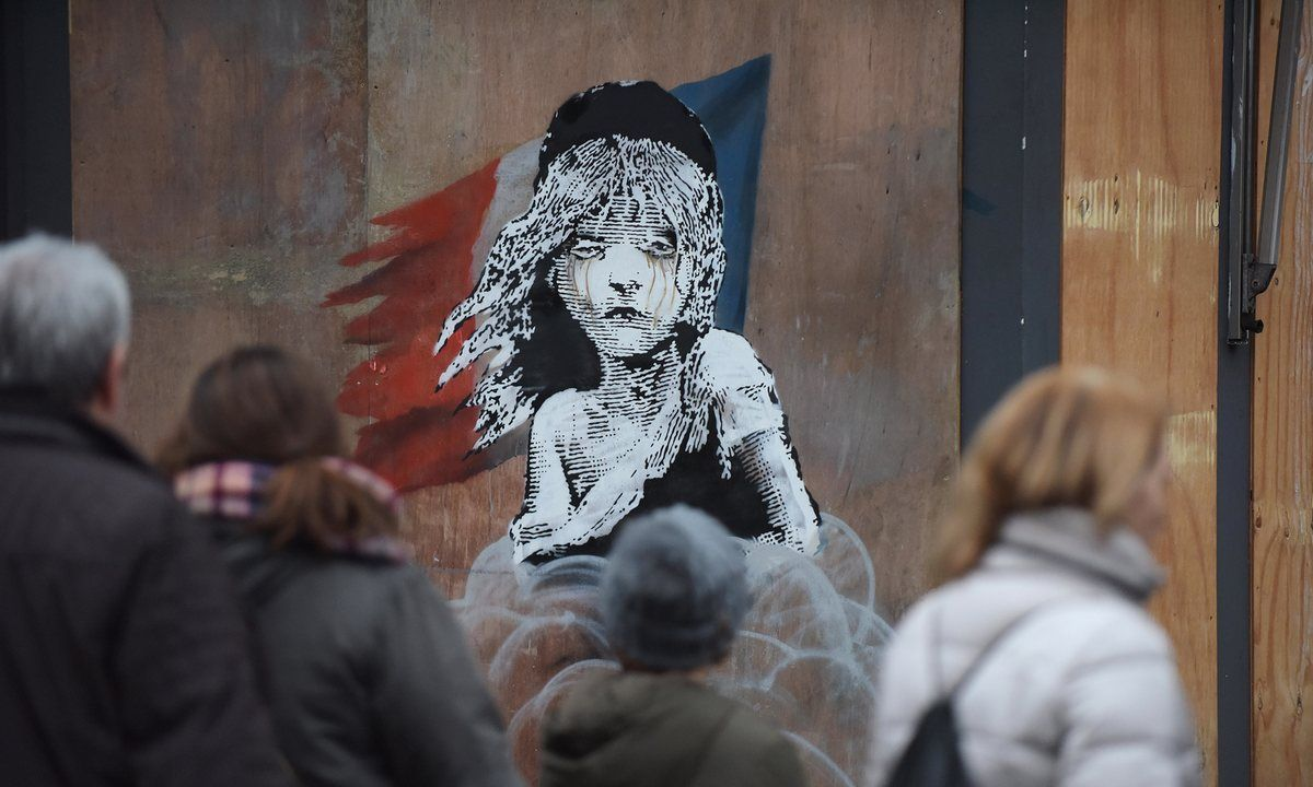 British academics have used geographic profiling in a study which backs up a theory about the identity of elusive street artist Banksy