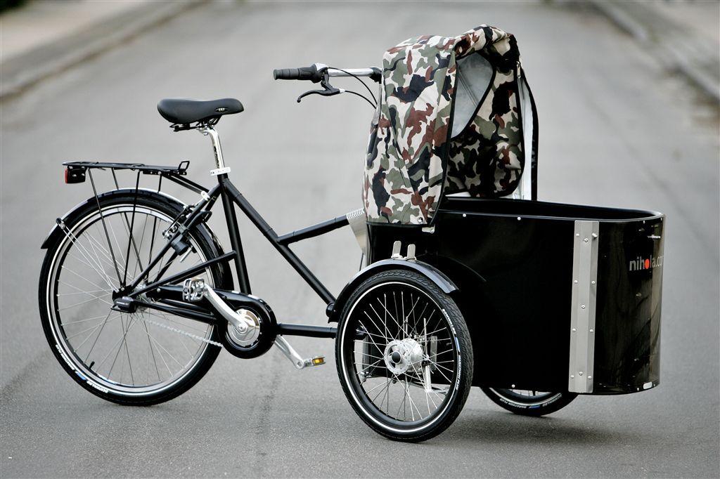 Nihola Cykel Copenhague Francis 2013 I Francisappcom Cargo