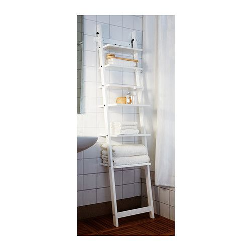 Only In Depth   Small Footprint For A Big Visual Impact HJÄLMAREN Wall Shelf    White   IKEA