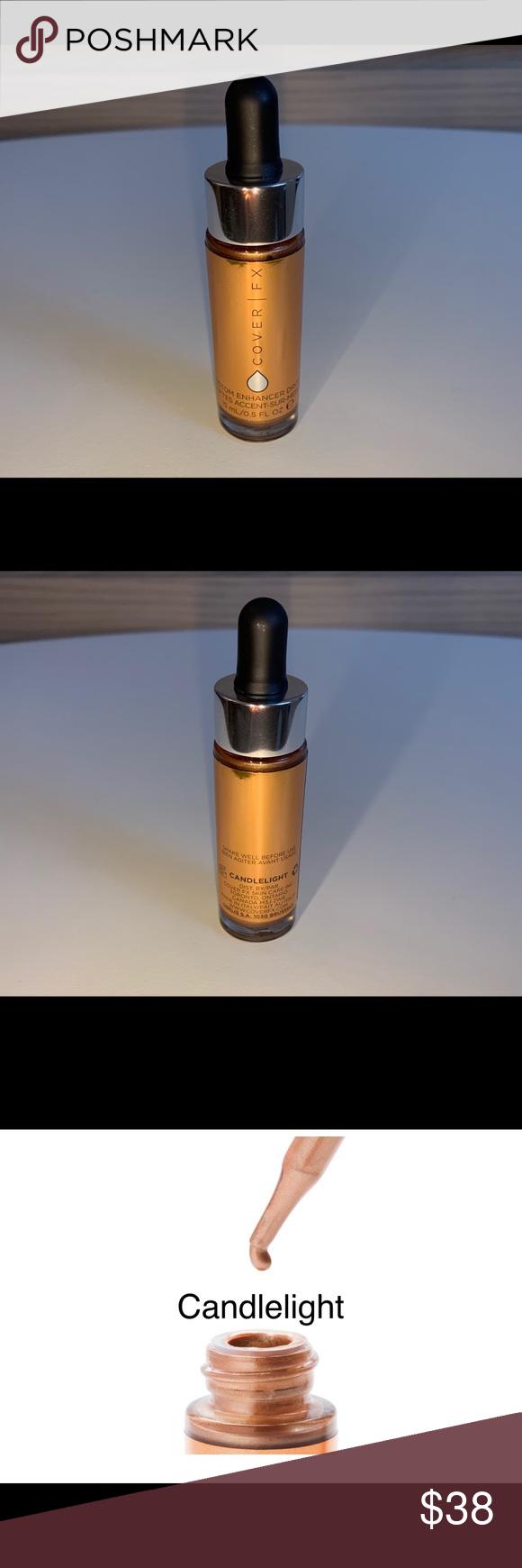 Cover FX Custom Enhancer Drops/Liquid Highlight Cover FX