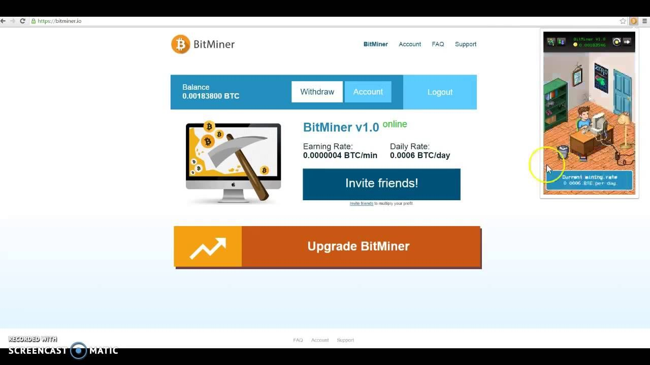 bitcoin programm