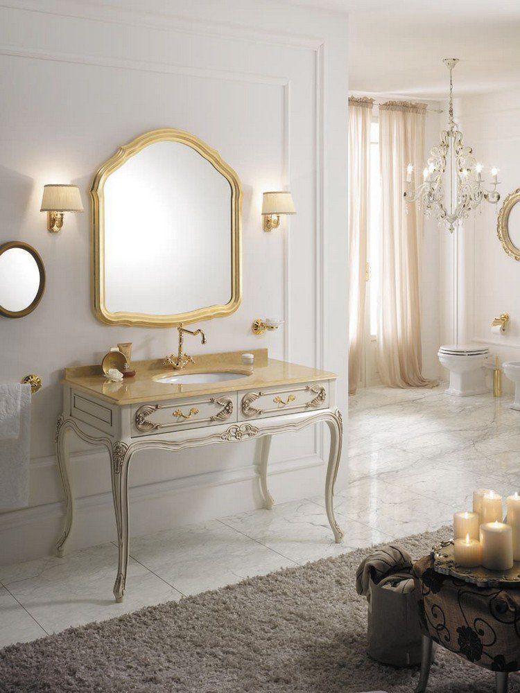 salle de bain baroque 26 id es de meubles. Black Bedroom Furniture Sets. Home Design Ideas