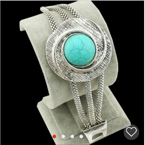 Beautiful Turquoise Bracelet Sold @ The Boutique US Fashion Truck