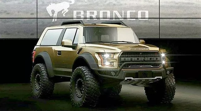 2021 Ford Bronco Comeback, Interior, Towing Capacity