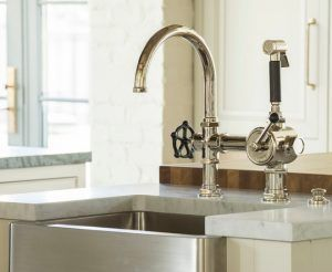 Vintage Industrial Style Kitchen Faucet Vintage Industrial Style