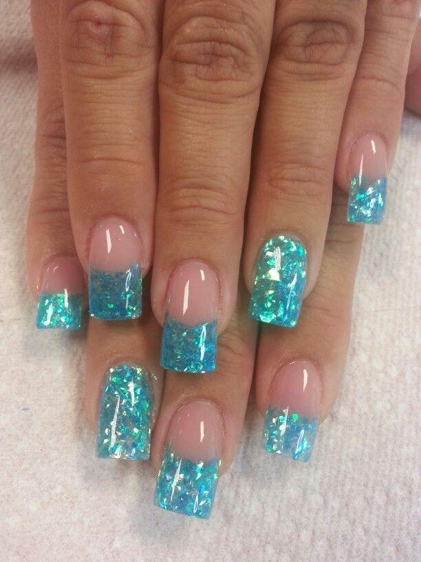 Caribbean By Tonya Cruise Nails Vacation Nails Nails Inspiration