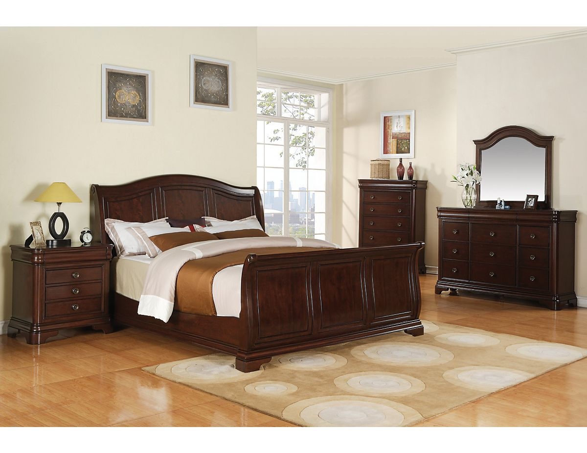 Cameron 7-Piece Queen Bedroom Set , (CM750QPK7) | The Brick ...