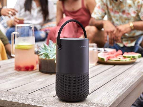 Bose Smart Portable Home Speaker with Amazon Alexa Built-in #smartdevice