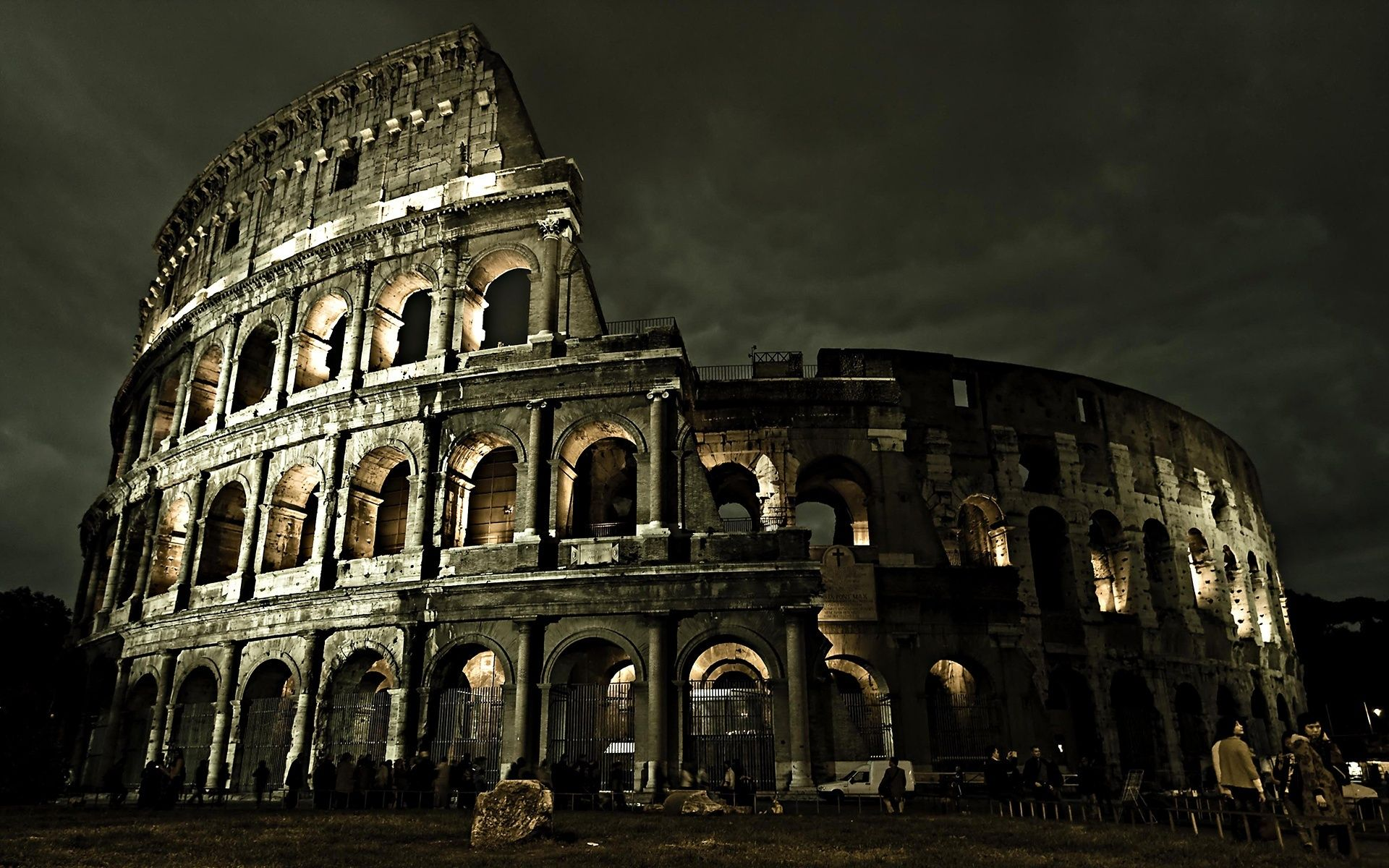 ColosseumRomanArchitecturejpg Imagen JPEG 1920 1200 pxeles