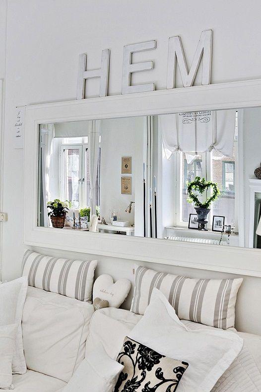 Charming Feminine Apartment White Scandinavian Interiors 3