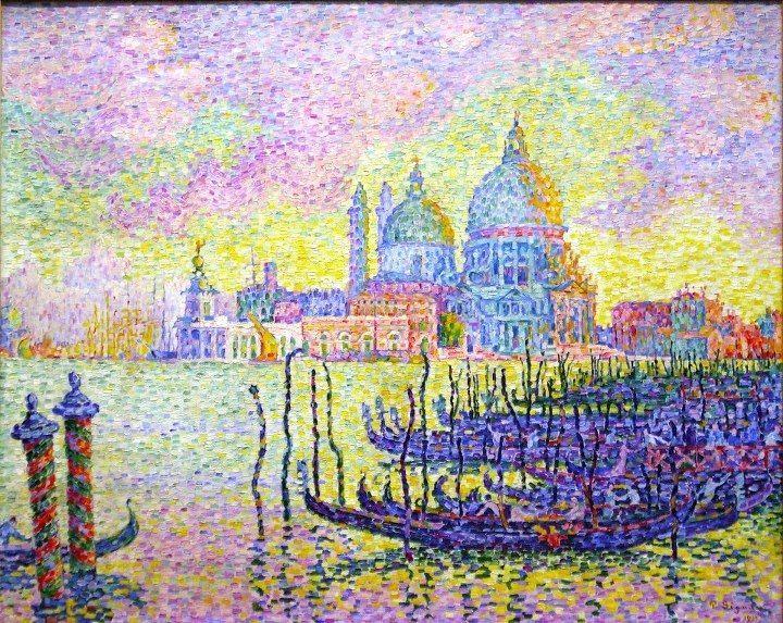 Paul Signac, Grand Canal (1905)