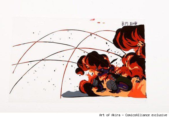 'Art of Akira' Showcases Largest Collection of 'Akira' Production Art [Exclusive]