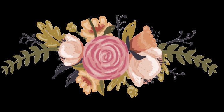 Flores para invitaciones