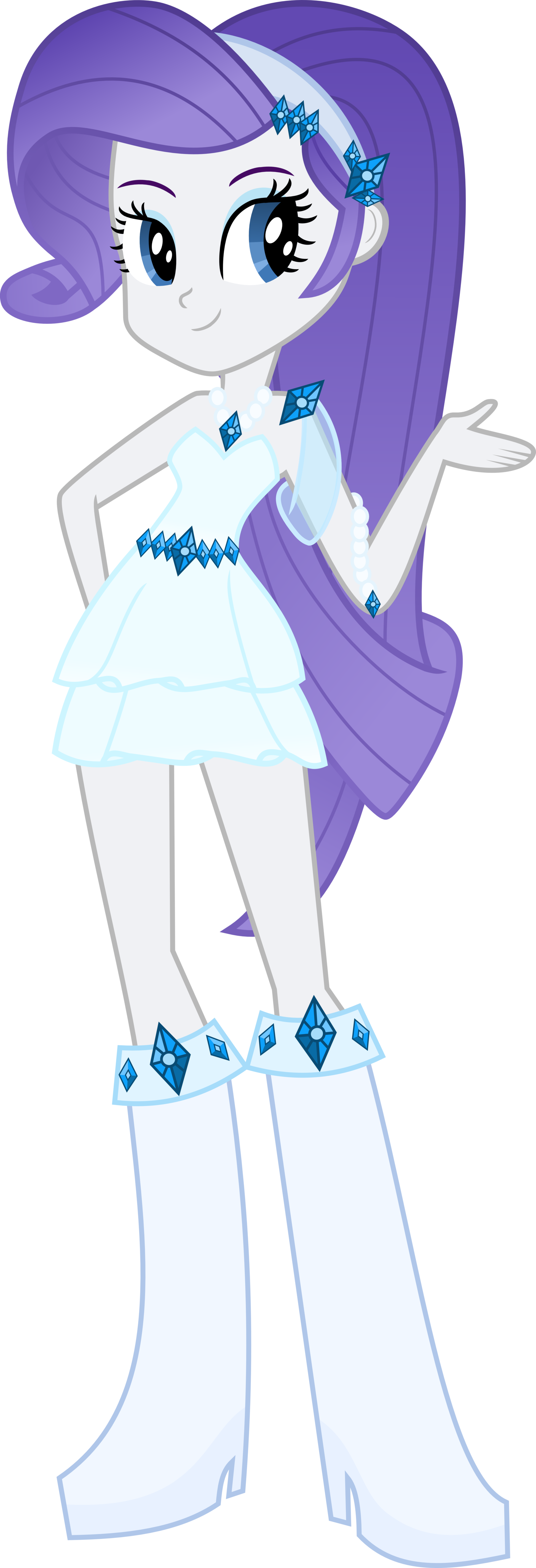 Rarity Equestria Girls By Aqua On Deviantart Emily Pinterest