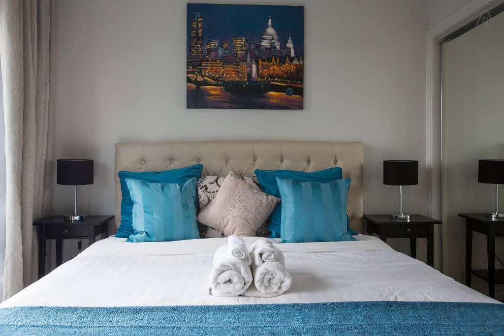 Check out this awesome listing on airbnb heart cbd lux - 2 bedroom apartments melbourne for rent ...